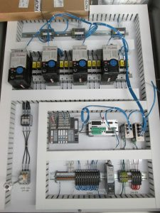 Industrial Control Panel Build